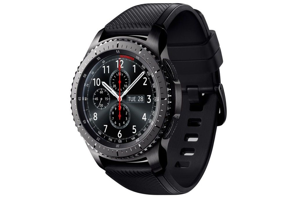 Samsung S3 Frontier Smartwatch Tizen Pantalla 1 3 Super Amoled