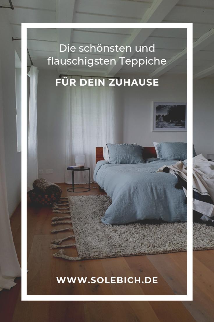 Die schönsten Teppiche Teppicharten, Schlafzimmer