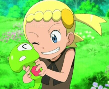 Bonnie and Squishy Pokemon XY/XY&Z Pinterest Pokemon