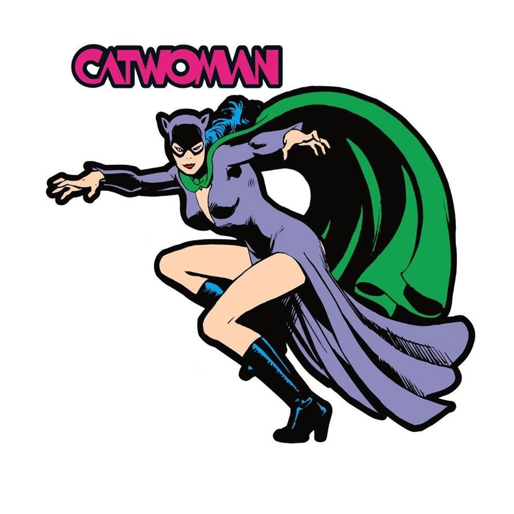 DC Comics Catwoman Wall Accents