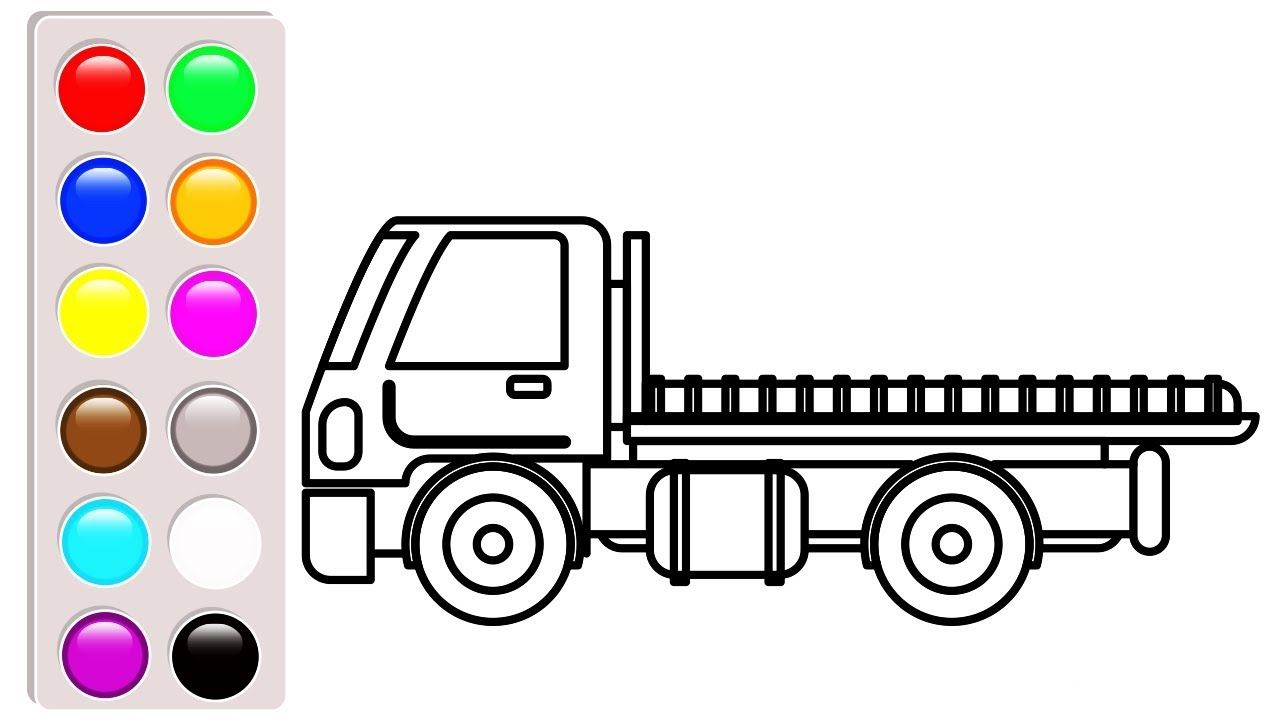 32++ Construction vehicle coloring pages info