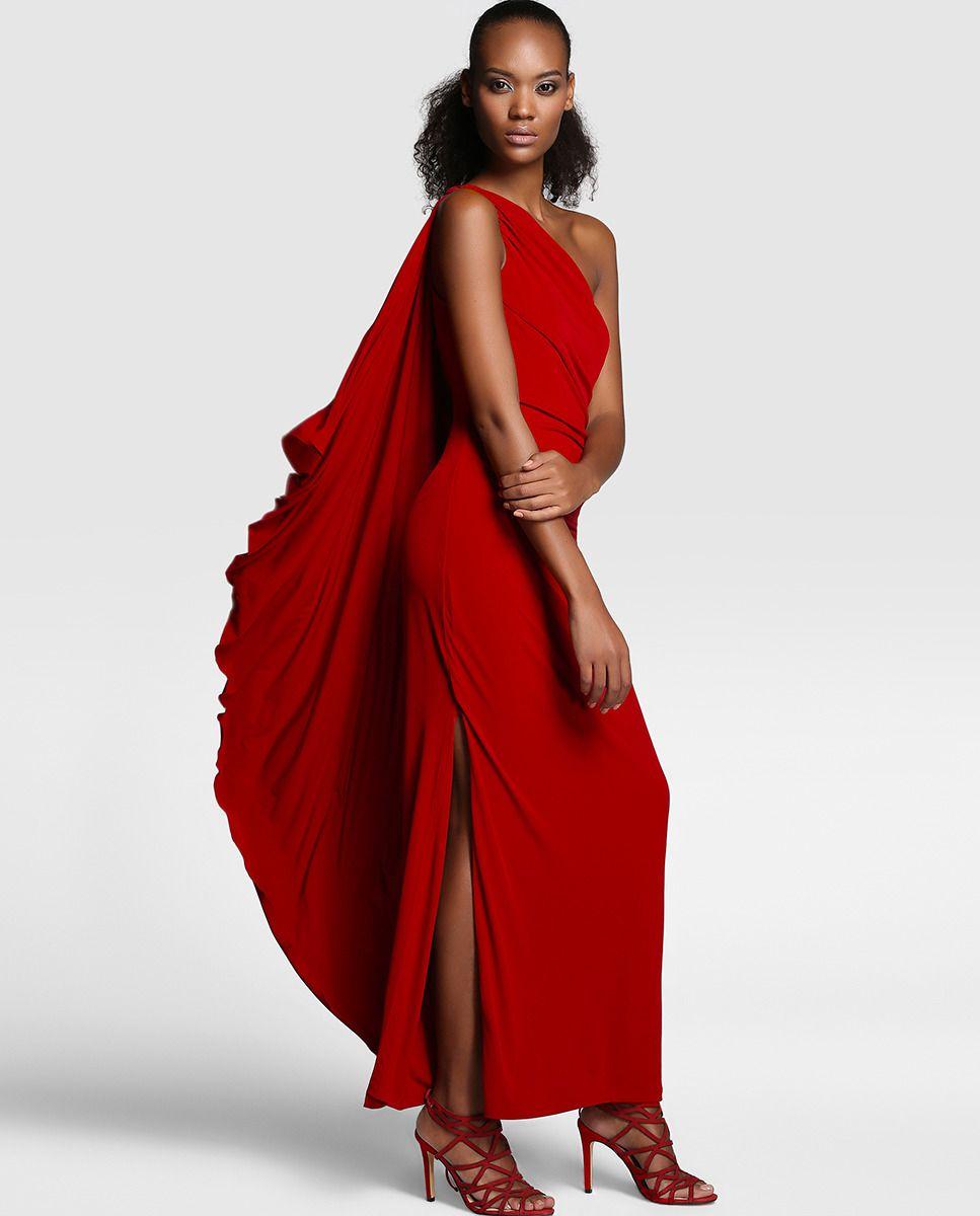 Vestidos de fiesta el corte ingles rojos