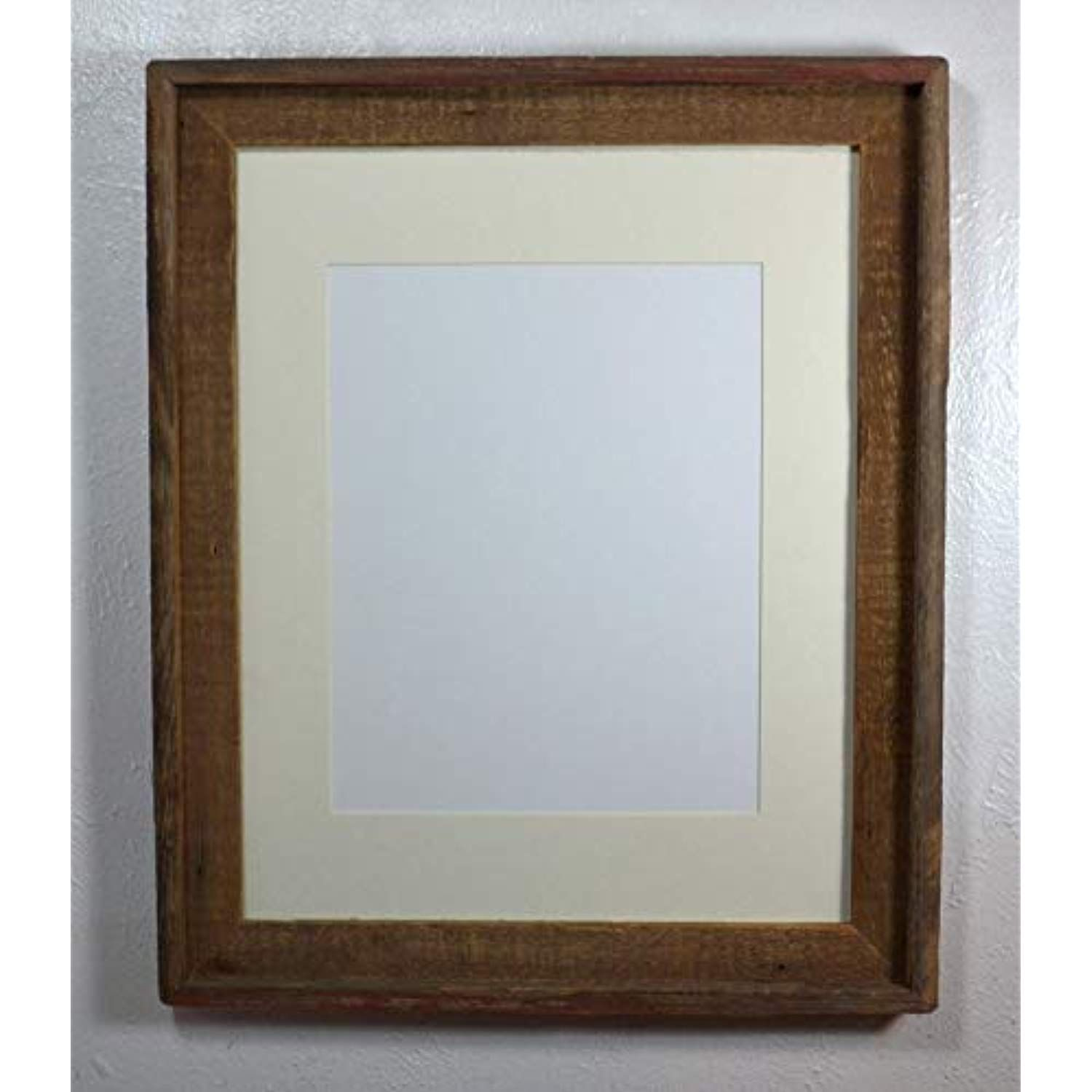 Eco Friendly Poster Display Frame With11x14 Off White Mat