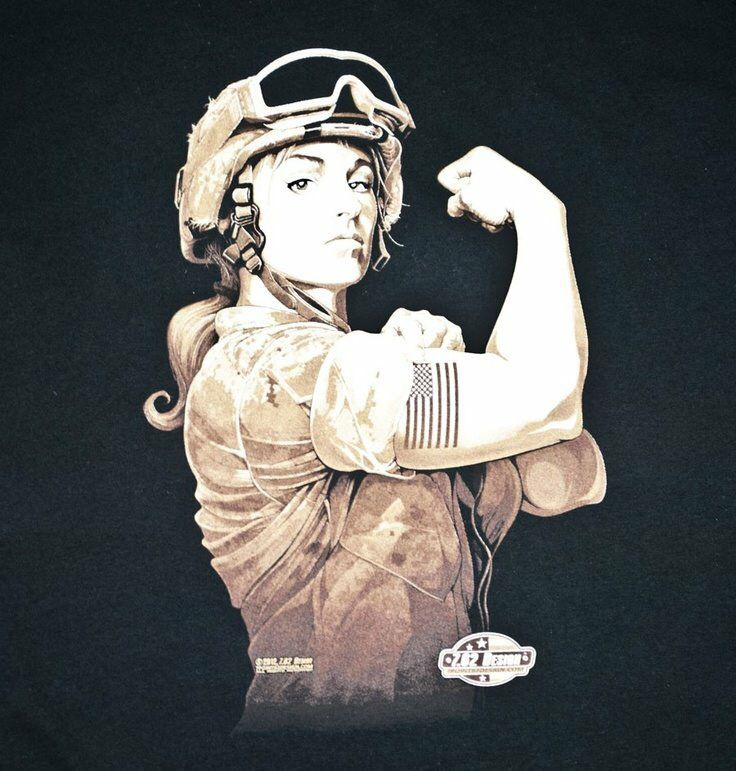 Military chicks we can do it female marines military
