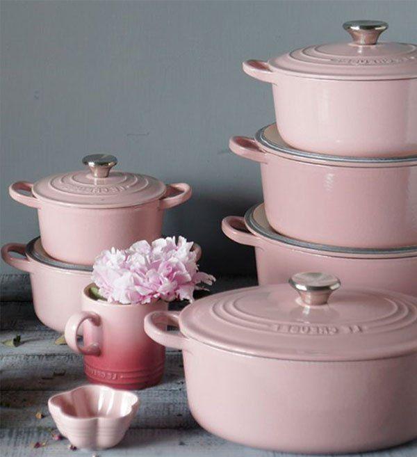 Bon #Kitchen Decor 2018 Pink Kitchen Accessories #decor #kicthencolor #Kitchen  #KitchenDecor2018#Pink #Kitchen #Accessories