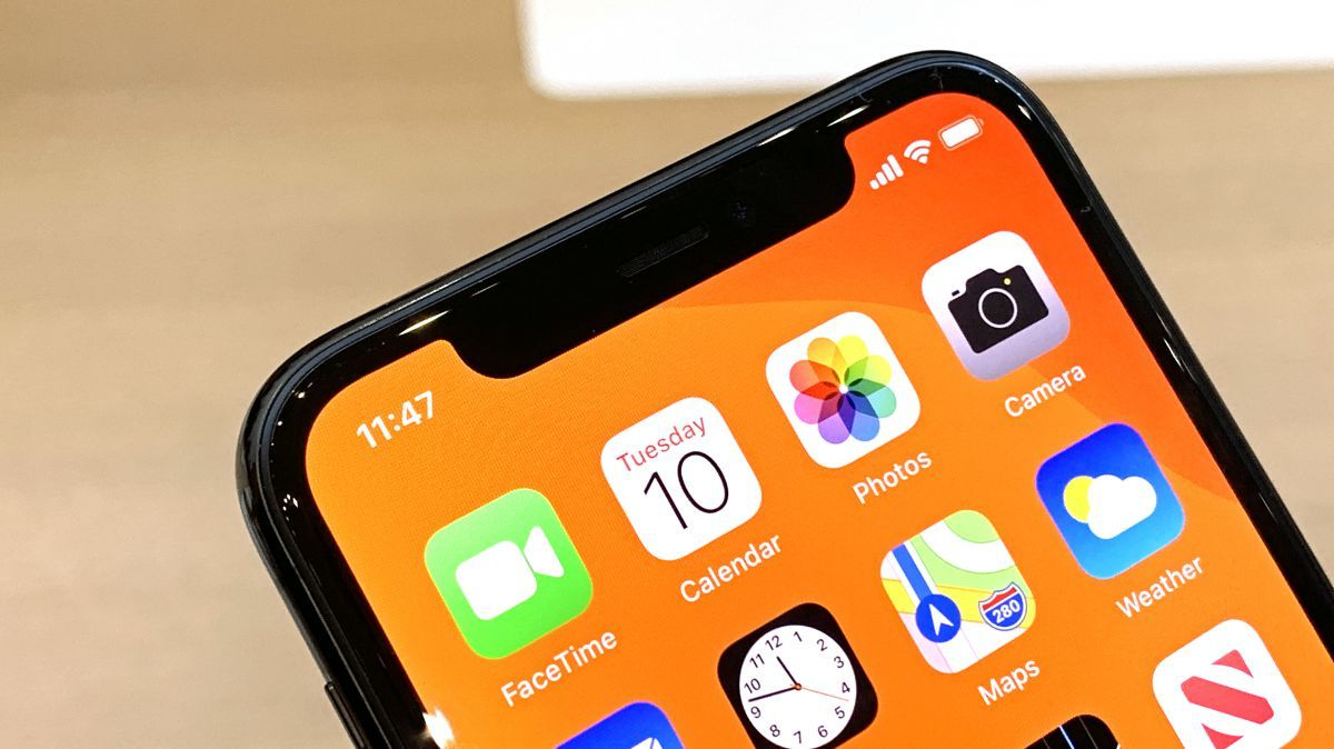 This Could Be Apple S Iphone 12 Plan To Minimize The Notch Drone