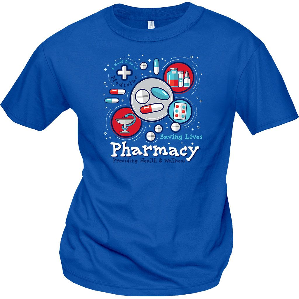 Pharmacy • Saving Lives Mens tops, Personalized shirts