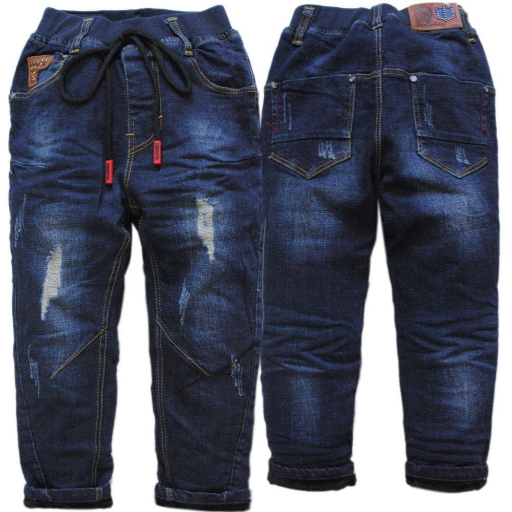 new18M-6Y summer Spring boy jeans pants autumn children ...