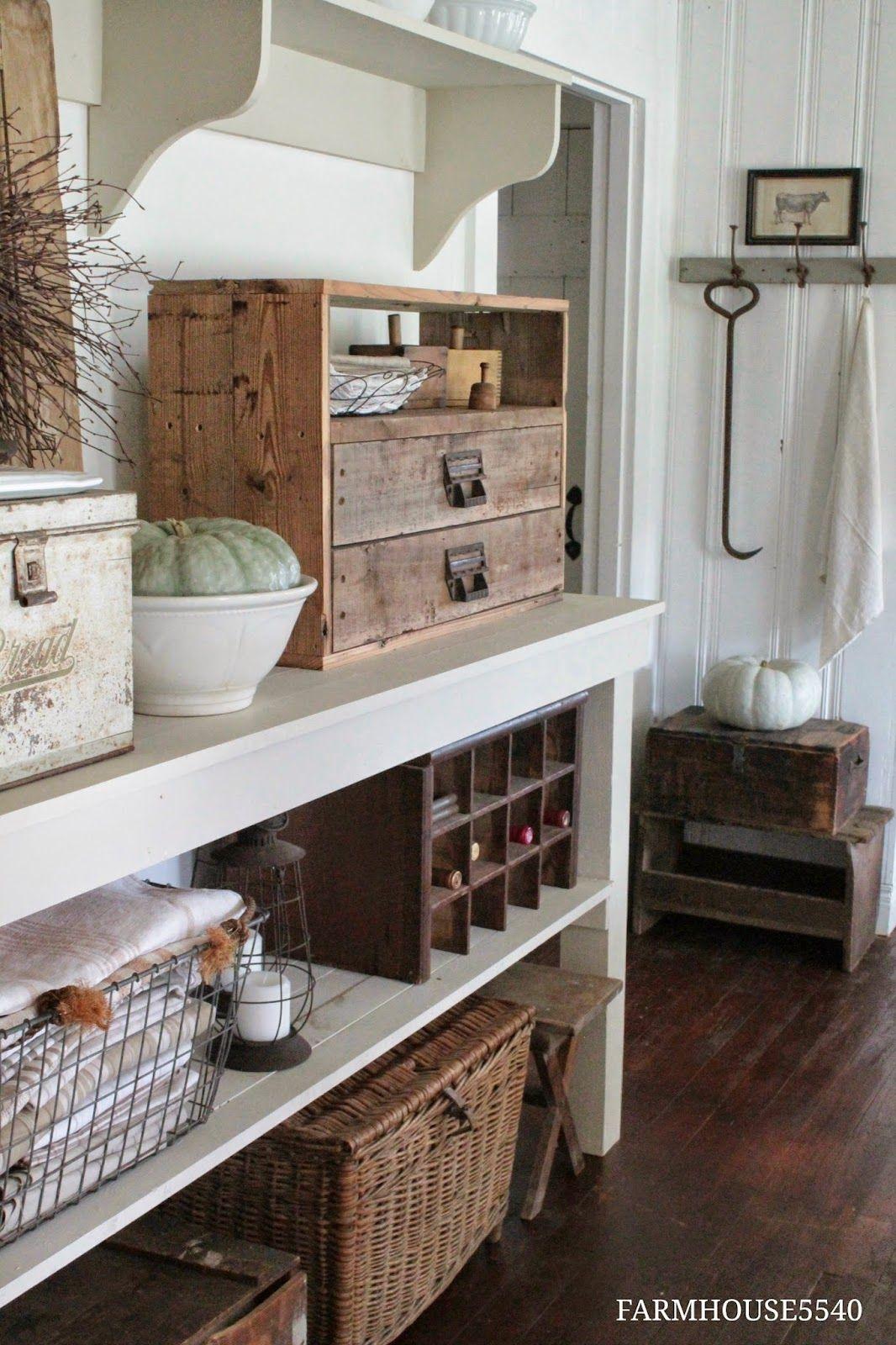 Farmhouse 5540 Style Campagnard Ferme Rustique Et Artisanal