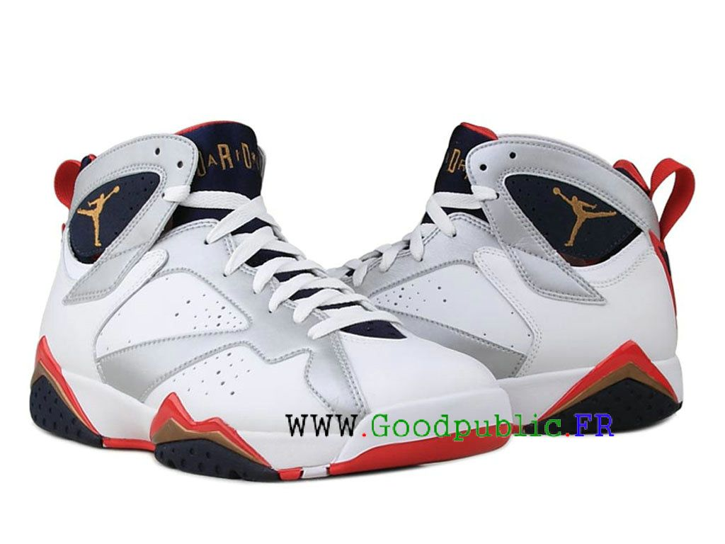 nice shoes official store purchase cheap Nike Air Jordan 7 VII Retro Pull Chaussurse Pour Basketball Homme ...