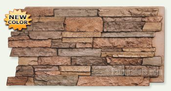 Norwich Dakota Stone Wall Panel With