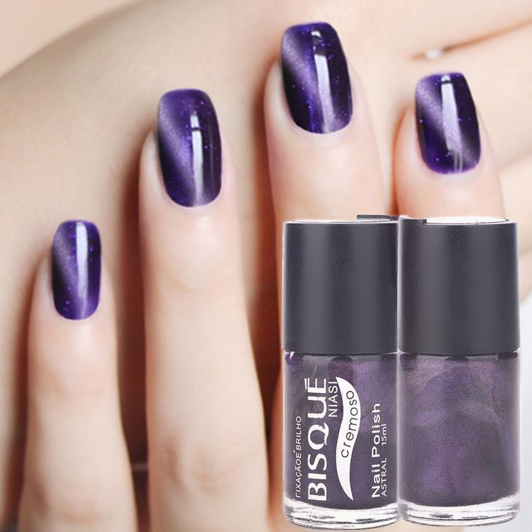 New 3D Iridescent Colors Nail Gel Polish Fashion Magnetic That Changes Color 18ml