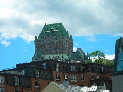 The Traveling Grandma: Adventures with Isabelle: Photo Friday: Summer in Quebec City
