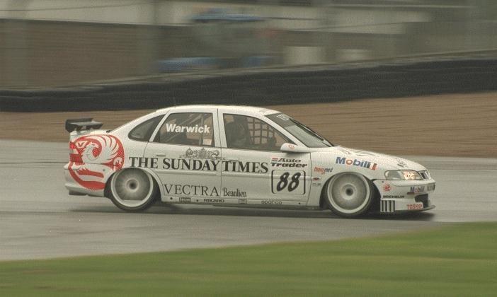 Derrick Warrick Btcc Race Cars Motorsport