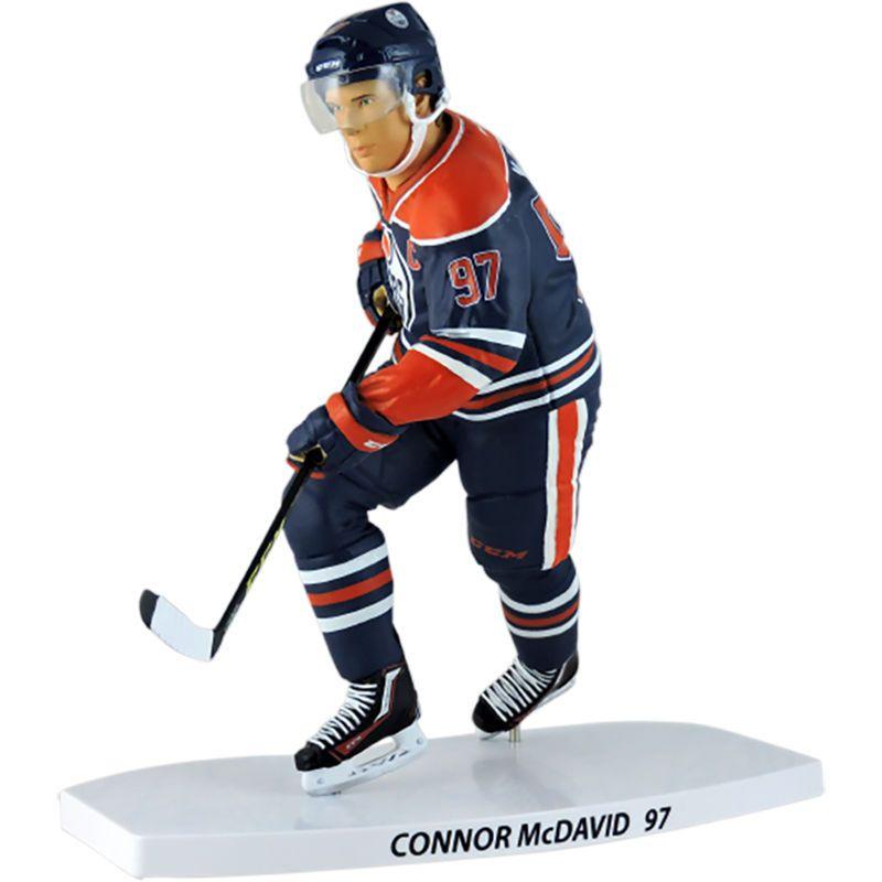 Connor McDavid Edmonton Oilers Player Figurine  94840bf0f
