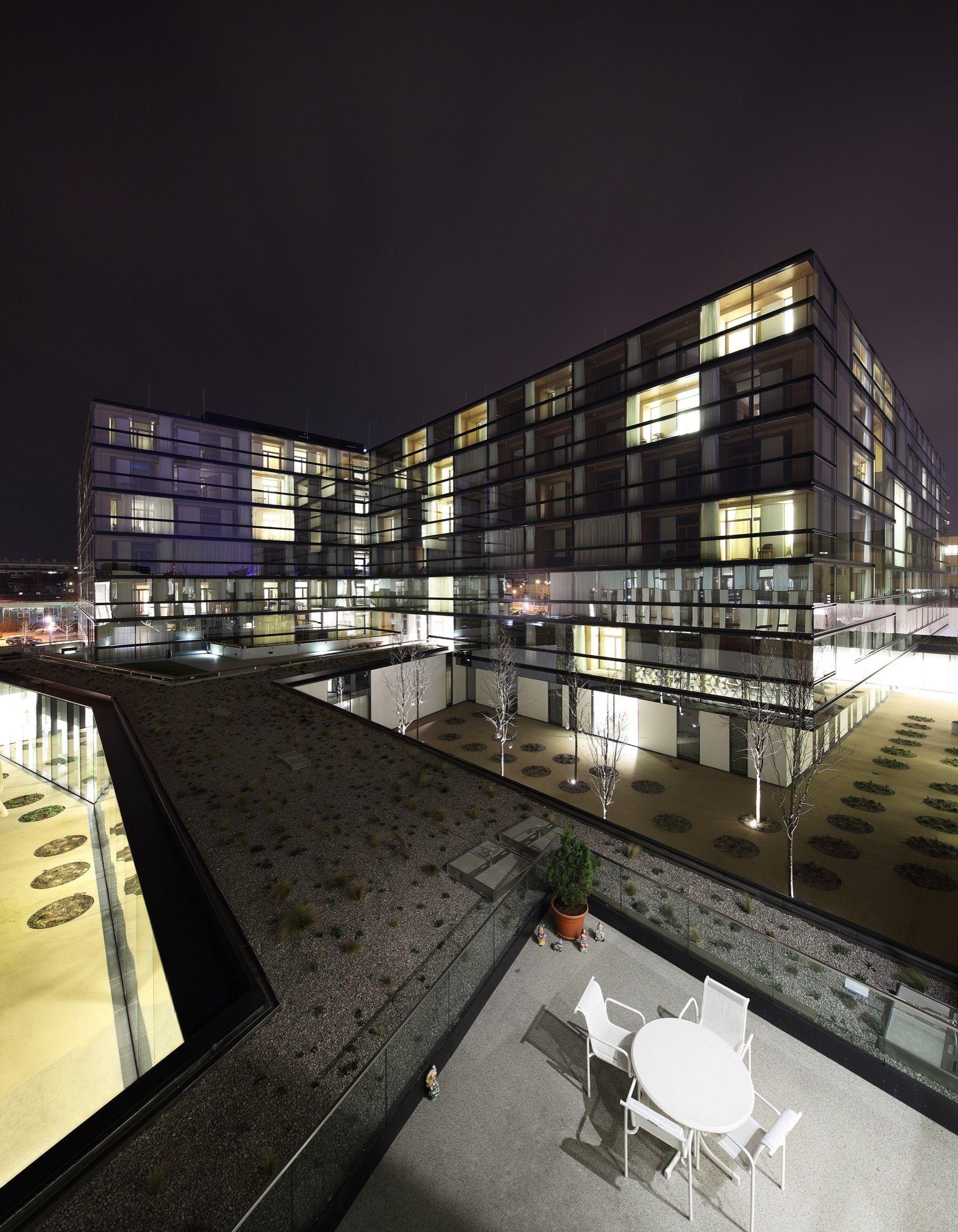 Geriatric Centre Donaustadt Vienna / Delugan Meissl