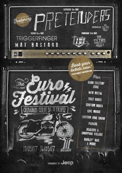 Euro Festival Harley-Davidson - Quels sont les événements à ne pas manquer à Saint-Tropez? - Saint Tropez Tourisme - #sainttropez #sttropez #zoedesainttropez #sainttropezaddict www.sainttropeztourisme.com