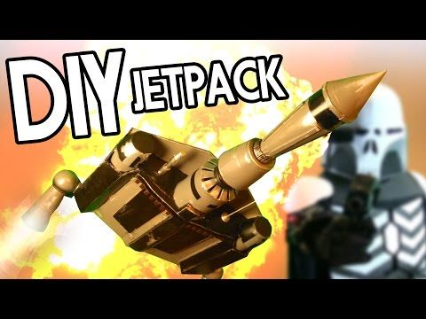 Backyard Fx diy boba fett jetpack! - backyard fx - youtube | g&crab i wish