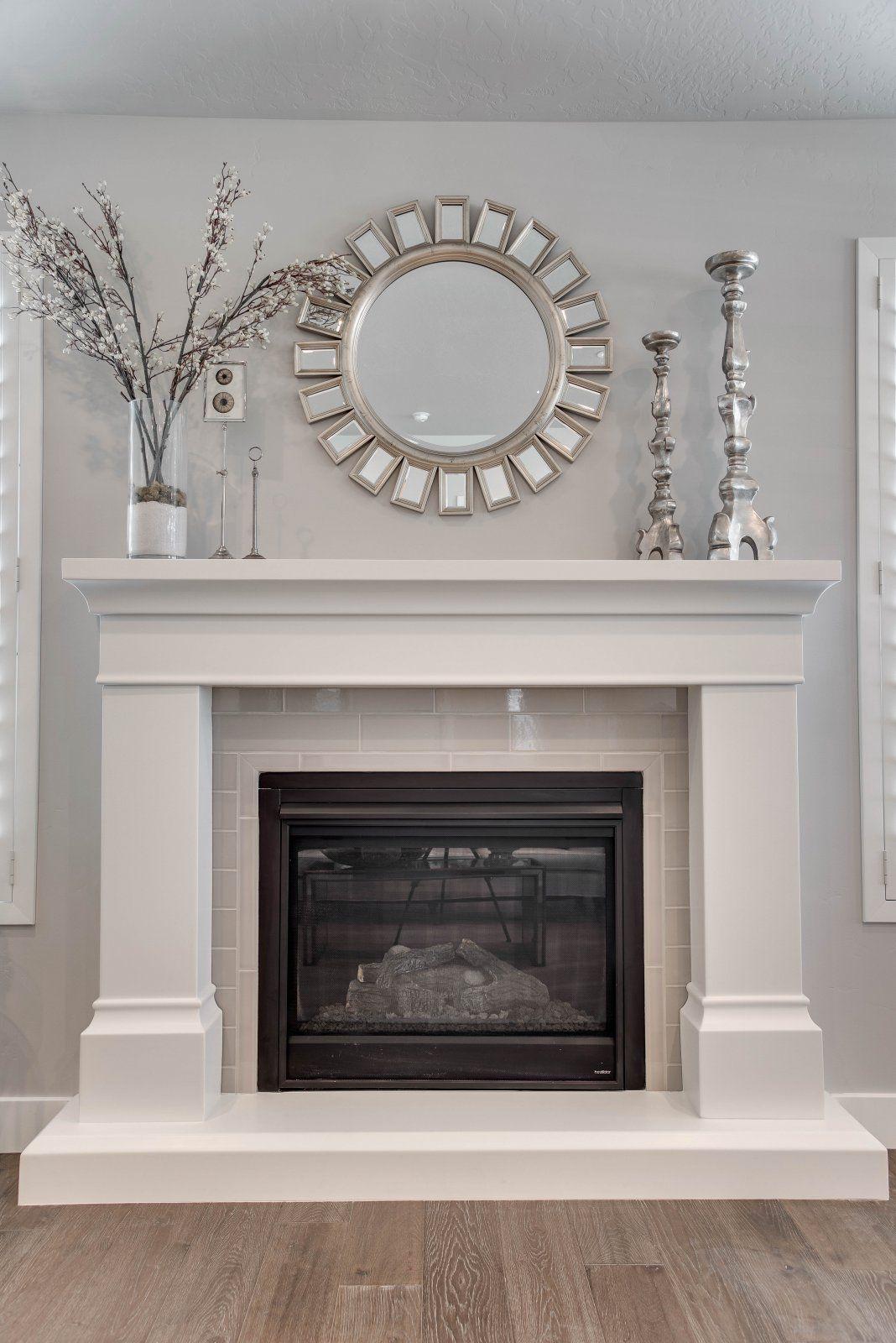 Beckham Fireplace Remodel Fireplace Mantle Decor Fireplace Design