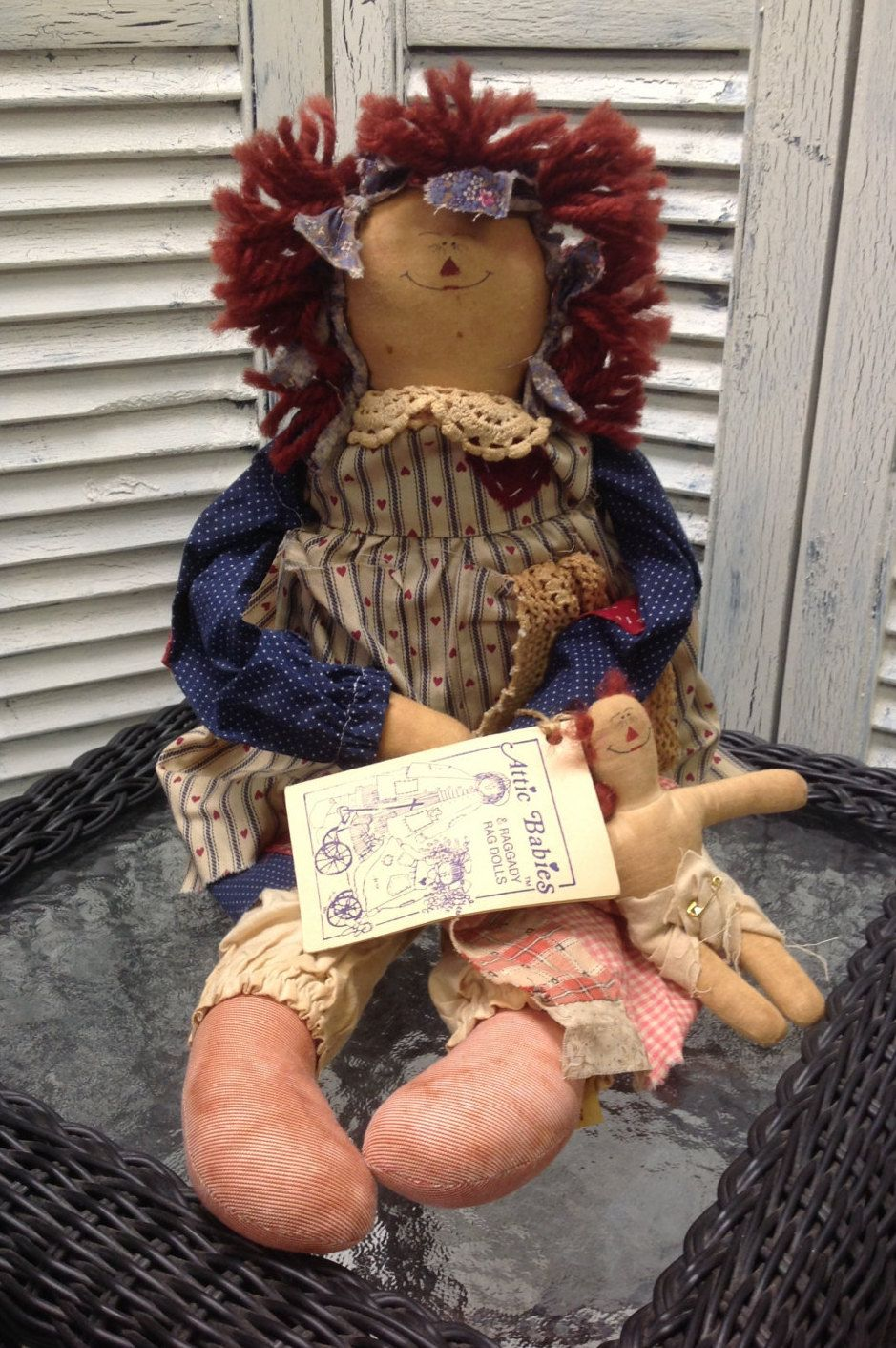 Vintage Attic Baby Sassy Cassy Doll By Marty Maschino Etsy Baby Fan Dolls Doll Crafts