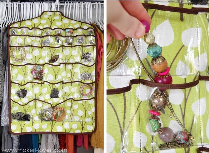 Handy space saver Use it for jewelry make up sewing supplies toy