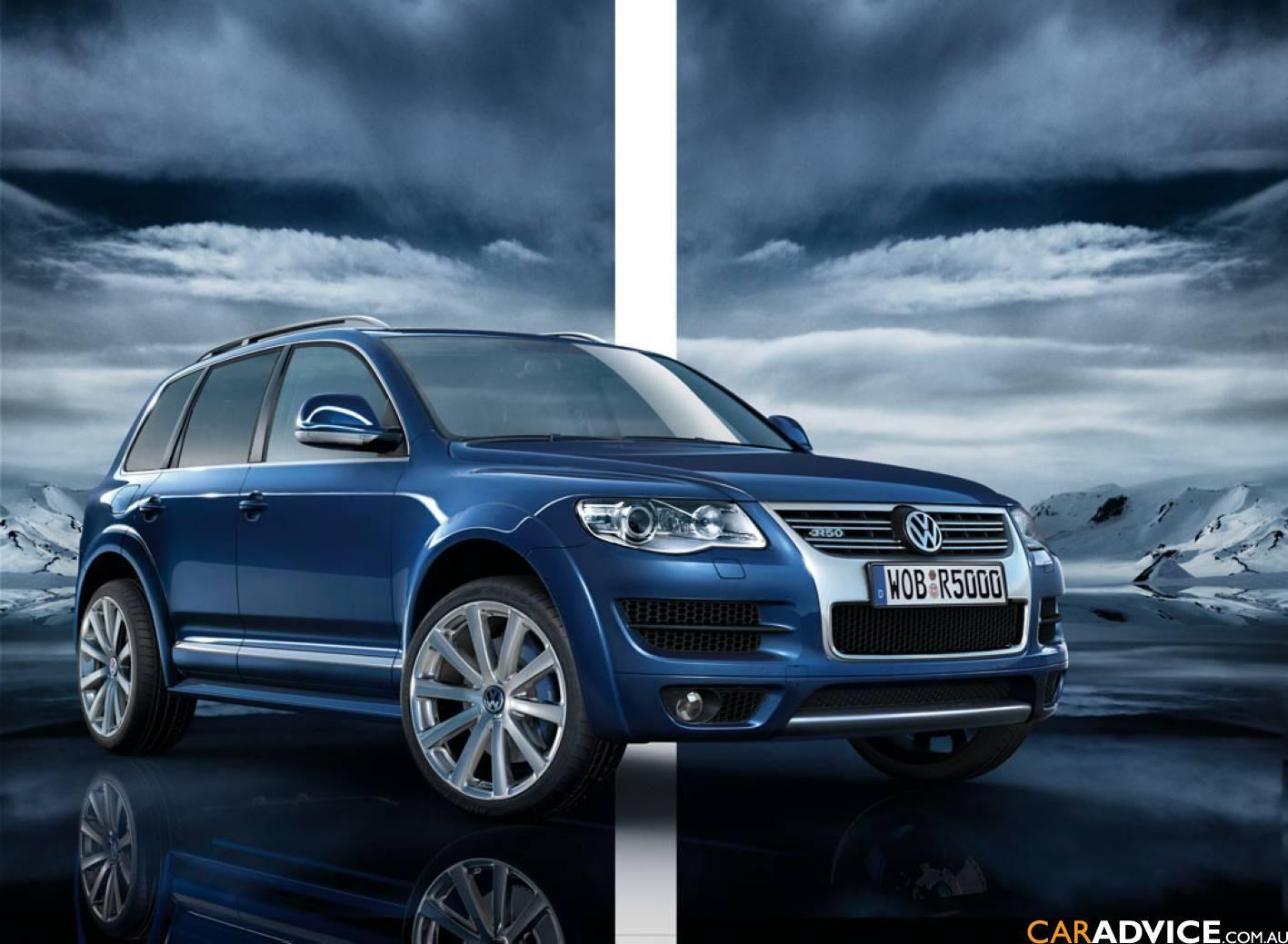 Touareg with rims | VW Touareg Atheos or R50 alloys - VW T4 Forum - VW T5 Forum