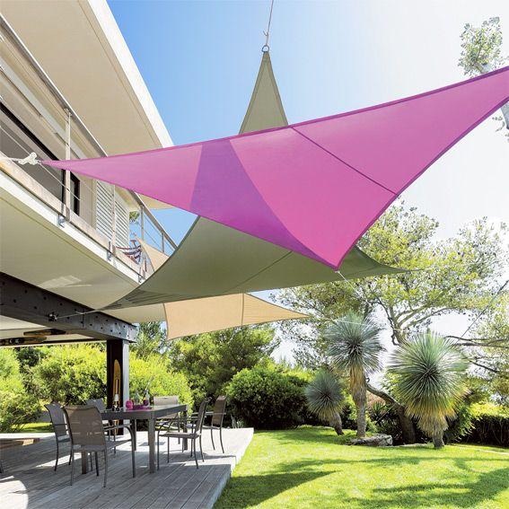 parasol triangular