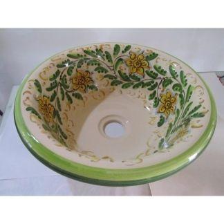 Lavandino cucina - ceramiche di sicilia | Detales.. | Pinterest