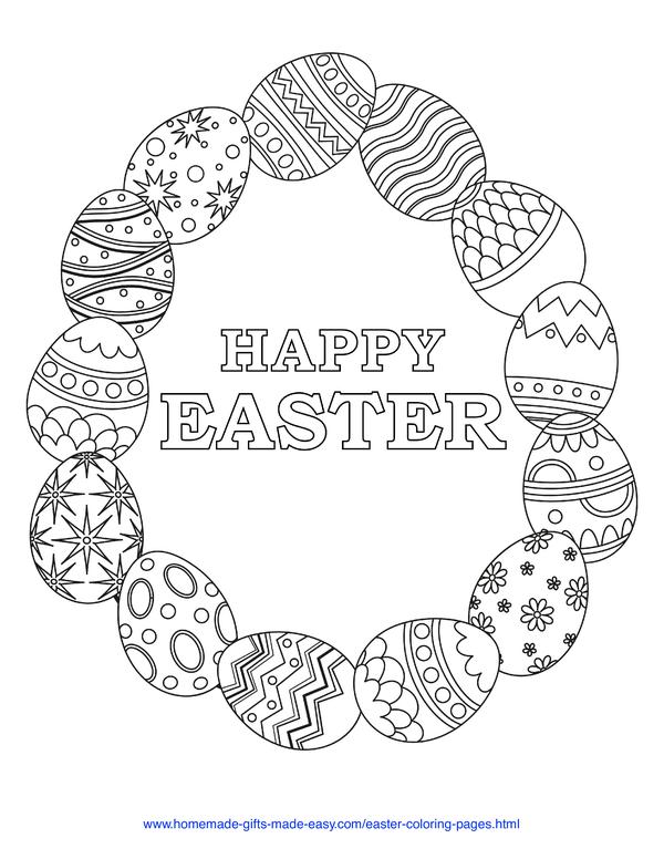 Free Easter Printouts