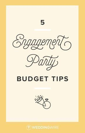 5 Easy Engagement Party Ideas For Couples on a Budget #engagementpartyideasdecor...#budget #couples #easy #engagement #engagementpartyideasdecor #ideas #party