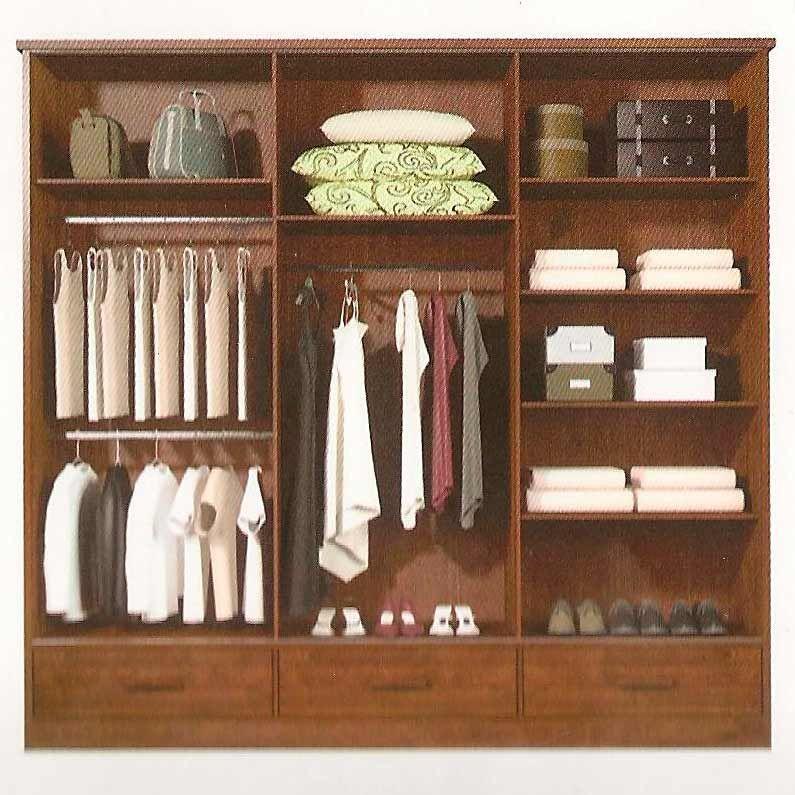 Guarda roupa madeira rustico pesquisa google guarda for Closet rusticos
