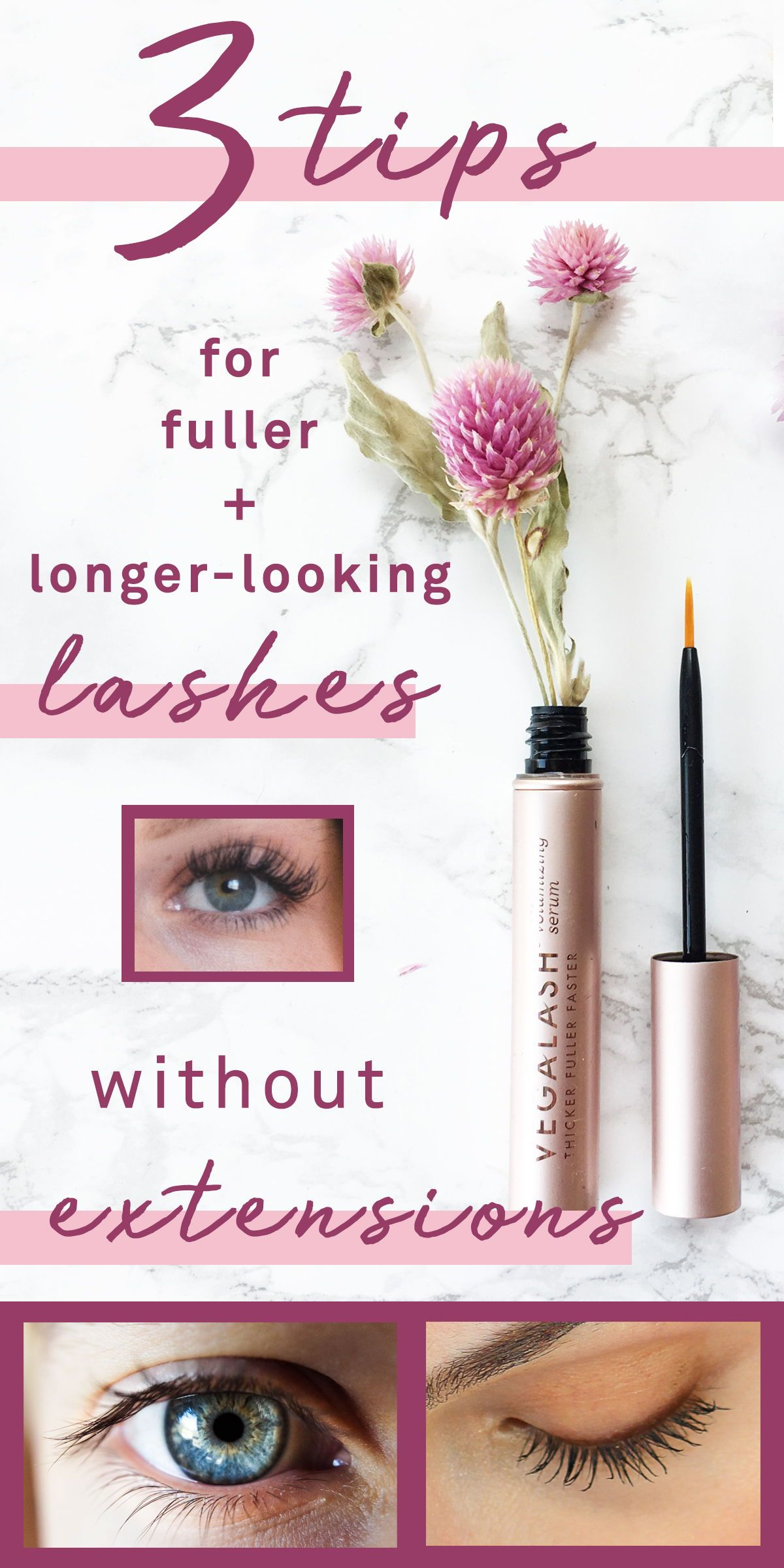 How to Make Your Lashes Look Longer and Fuller—Without ...