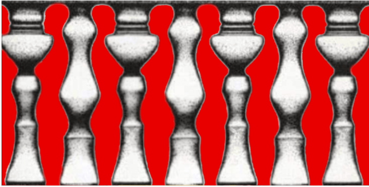 illusions optical personality reveal sides hidden these pillars themindsjournal