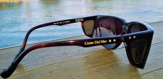41163a6f454e Costa Del Mar Vintage Sunglasses by loveusati on Etsy, $75.30 ...