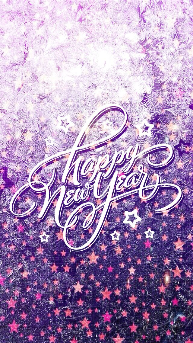 iPhone Wallpaper Happy New Year tjn (With images