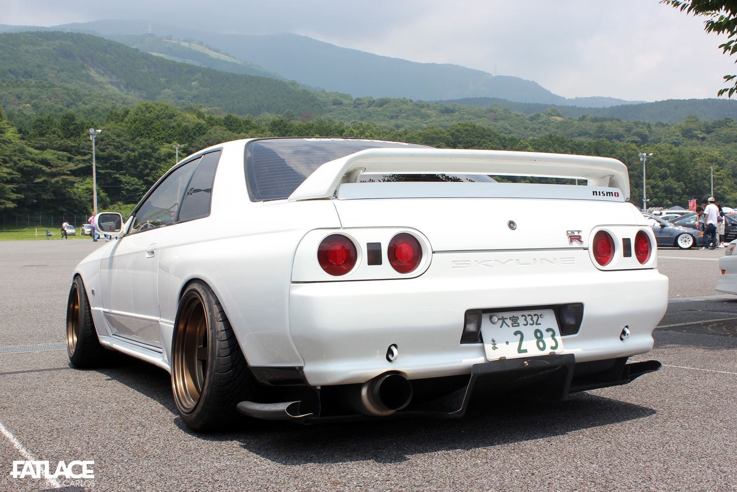 If I could choose one Japanese car brand to drive forever, it would ...