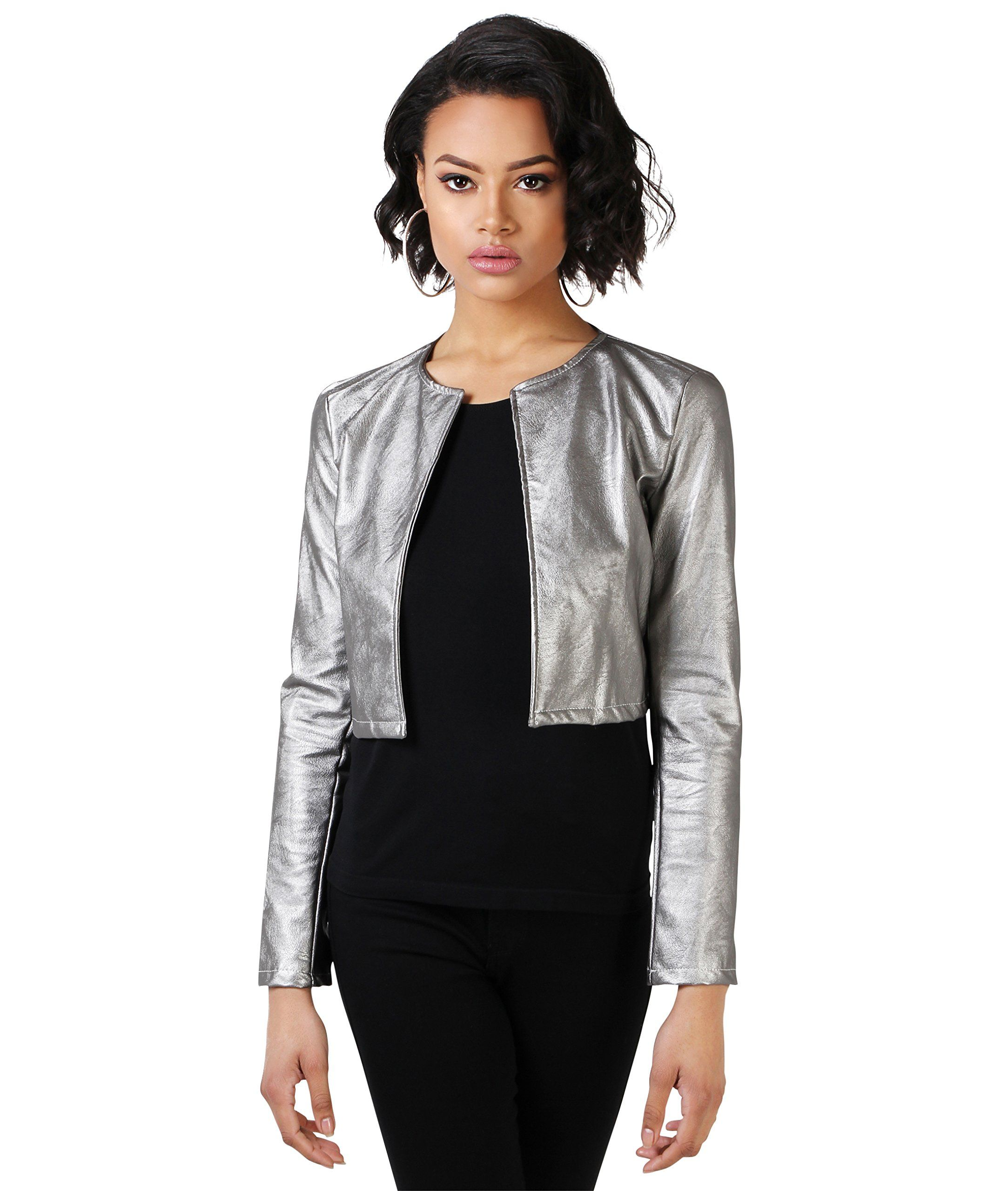 Pin By Viola Fashions Fashions On Popular Womens Leather Jackets Leather Jackets Women Collarless Leather Jacket Stylish Leather Jacket [ 2560 x 2166 Pixel ]