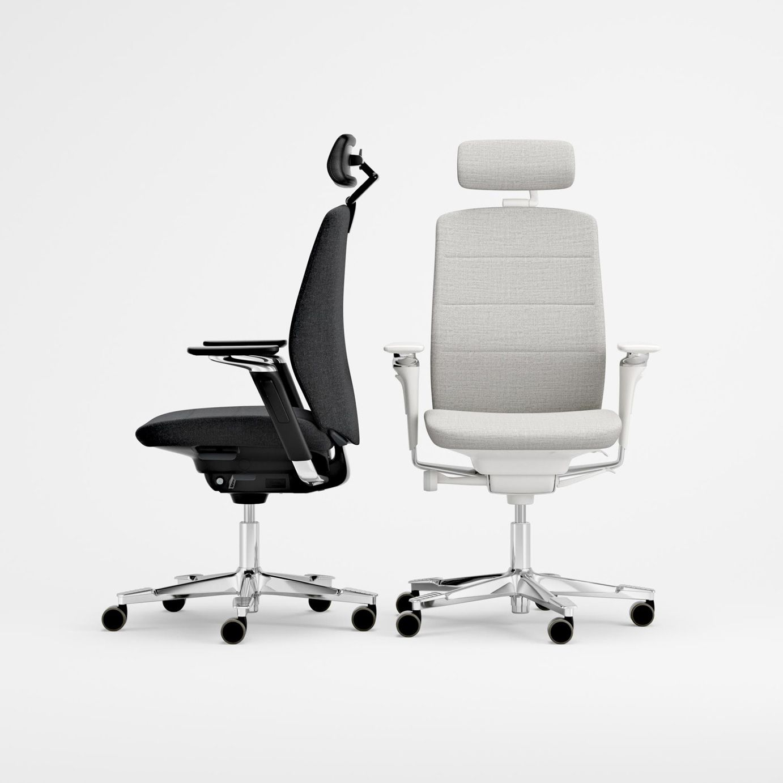 Capella Task Chairs Office Furniture Kinnarps Best Ergonomic