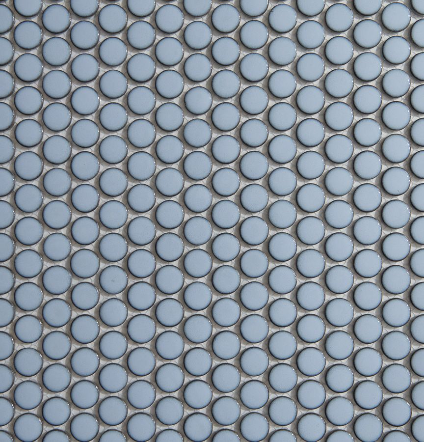 Academy Tiles Ceramic Mosaic Glazed Penny Rounds 82746 Avec Images Projets A Essayer