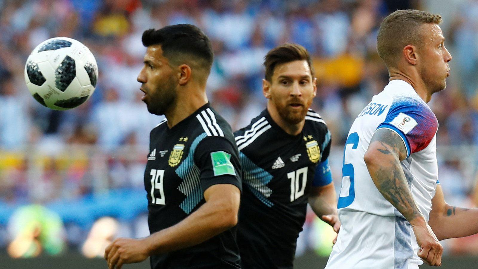 Island Argentinien Wm