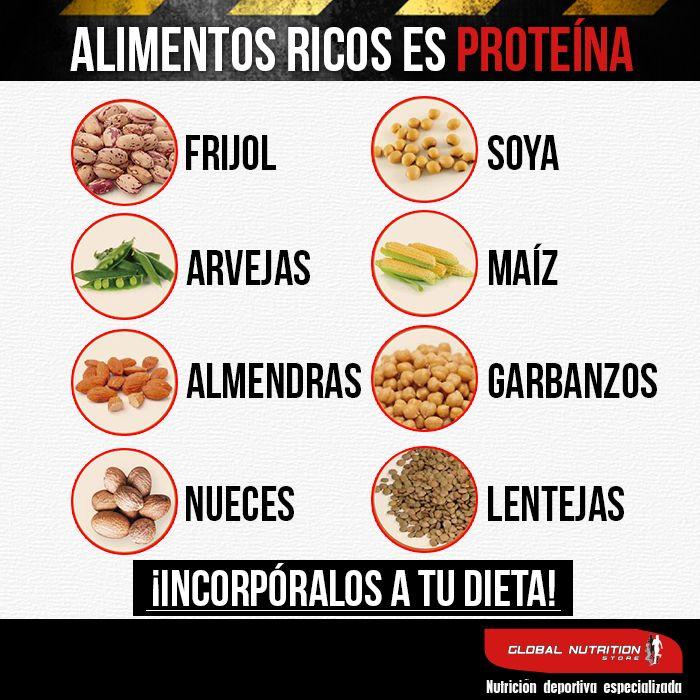 Dieta rica en proteinas para vegetarianos