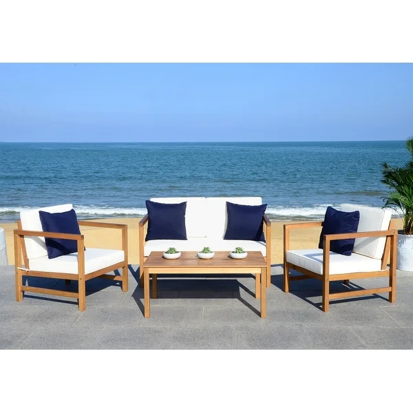 Pin on SANTA FE on Safavieh Outdoor Living Montez 4 Piece Set id=83133