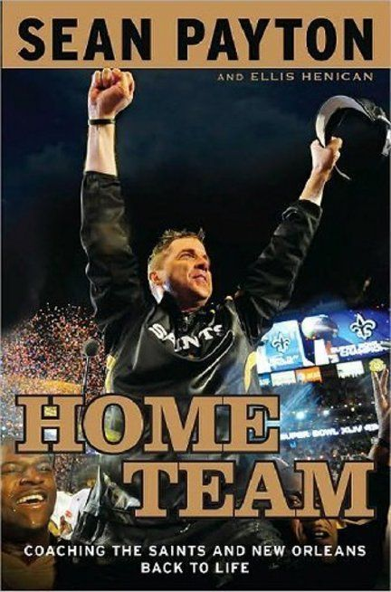 Great read if you love New Orleans, the Saints, football, or want some tips on how to be an inspirational leader.