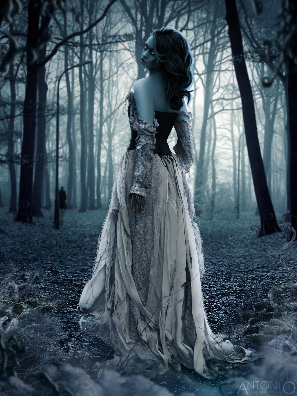 corpse bride | Corpse Bride by Antonio-Figueiredo | Halloween ...