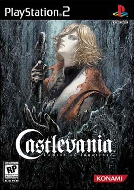 Playstation 2 Castlevania Lament Of Innocence Playstation Ps2