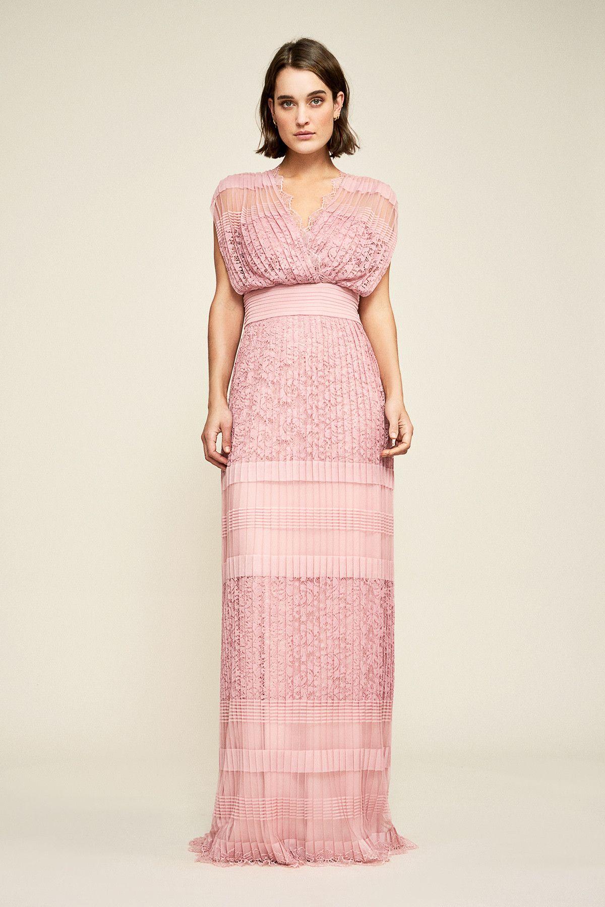 Famoso Vestido De Novia Tadashi Ideas Ornamento Elaboración ...