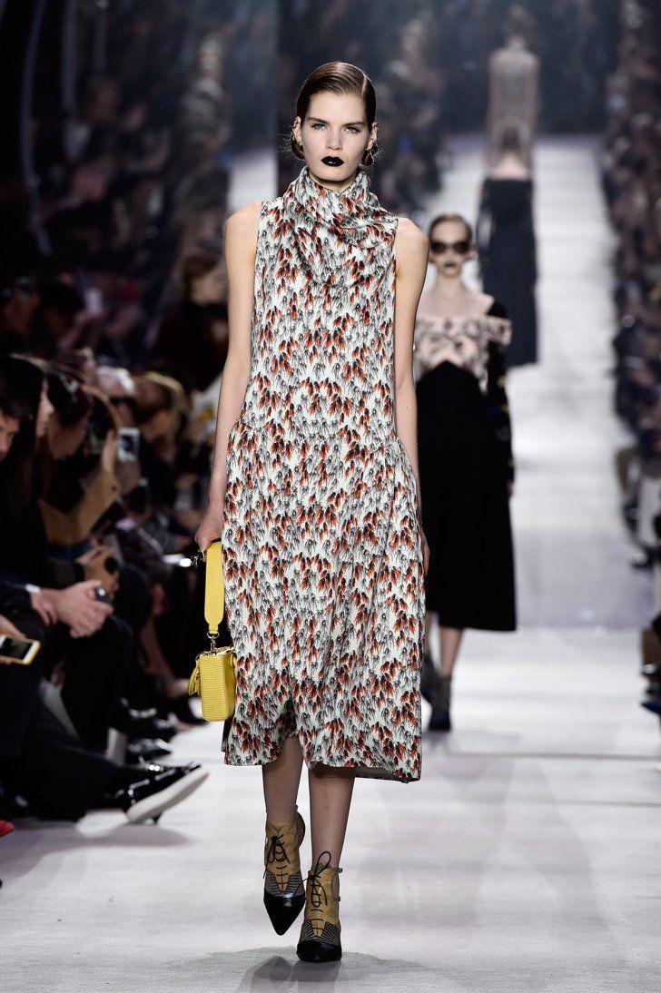 Pin for Later: Dior ohne Raf Simons: Entdeckt die neue Herbst/Winterkollektion Dior Herbst/Winter 2016