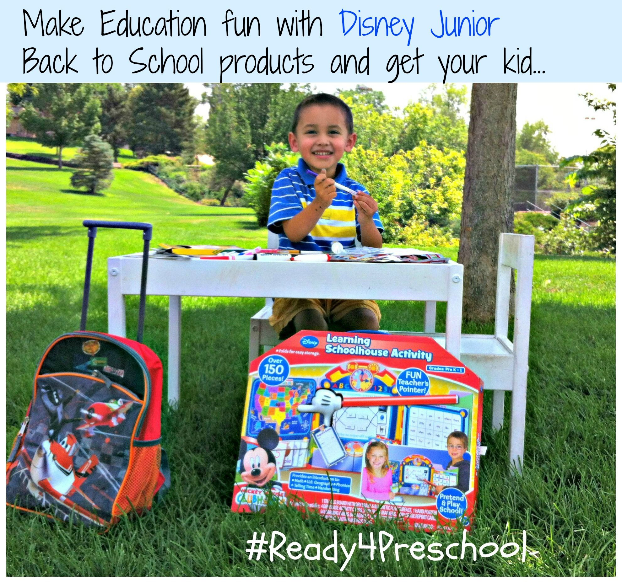 Make Preschool Learning More Exciting With Disney Junior