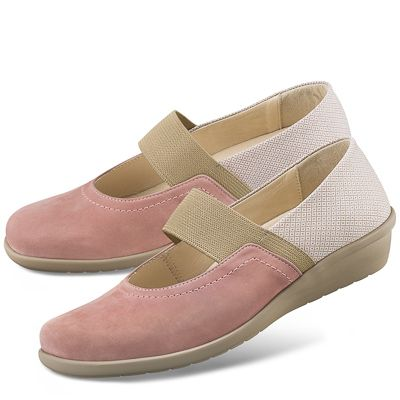 LadySko Bequemschuh: MIMOSA Ballerina | Healthy Shoes