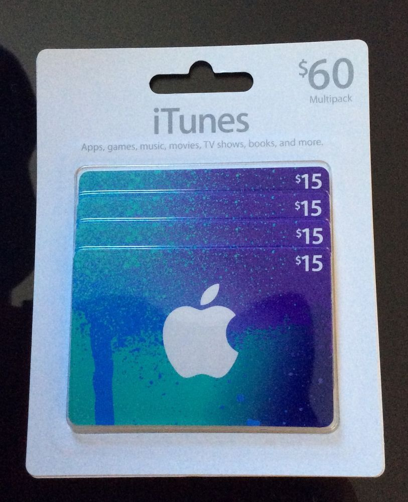 Apple itunes gift card 60 itunes gift cards apple itunes gift card 60 negle Gallery